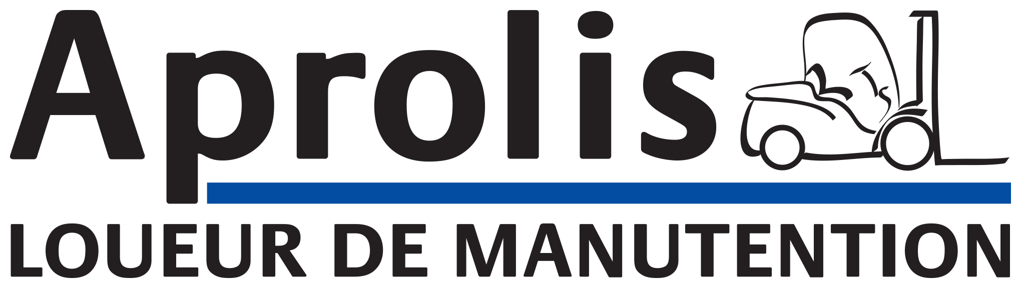 Logo Aprolis Avec Blanc Tournant Grand